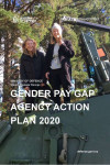 MOD Gender Pay Gap Action Plan 2020