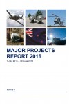 Major Projects Report 2016 Volume 3